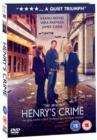 Image for Henry's Crime