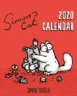 Image for Simon's Cat Easel Desk Calendar 2020
