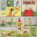 Image for Peanuts Square Wall Calendar 2020