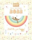 Image for Boofle Easel Desk Calendar 2022