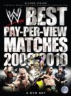Image for WWE: The Best PPV Matches of the Year 2009-2010