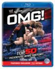 Image for WWE: OMG! - The Top 50 Incidents in WWE History