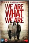 Image for We Are What We Are