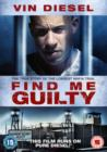 Image for Find Me Guilty