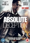 Image for Absolute Deception