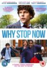 Image for Why Stop Now