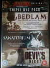 Image for Sanatorium/Devils Night/Bedlam