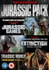 Image for Jurassic Triple Pack