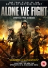 Image for Alone We Fight