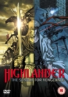 Image for Highlander: Search for Vengeance