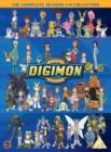 Image for Digimon - Digital Monsters: Seasons 1-4