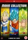Image for Dragon Ball Trilogy: Battle of Gods/Resurrection 'F', Broly