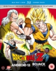 Image for Dragon Ball Z Movie Collection Four: Super Android 13!/Bojack...