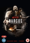 Image for Narcos: The Complete Seasons 1-3