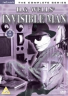 Image for The Invisible Man: The Complete Series