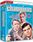 Image for The Champions: The Complete Series
