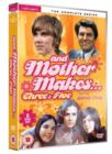 Image for And Mother Makes...Three and Five: The Complete Series