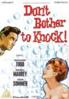 Image for Don't Bother to Knock