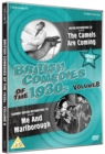 Image for British Comedies of the 1930s: Volume 8