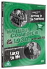 Image for British Comedies of the 1930s: Volume 10