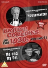 Image for British Comedies of the 1930s: Volume 11