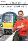 Image for Great British Railway Journeys: Series 4