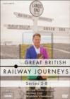 Image for Great British Railway Journeys: Series 5-8