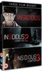 Image for Insidious: 1-3