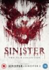Image for Sinister/Sinister 2