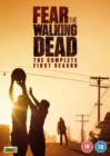 Image for Fear the Walking Dead: The Complete First Season