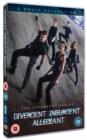 Image for Divergent/Insurgent/Allegiant
