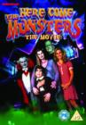 Image for Here Come the Munsters