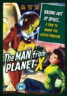 Image for The Man from Planet X