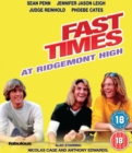 Image for Fast Times at Ridgemont High