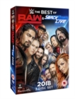 Image for WWE: The Best of Raw & Smackdown 2018