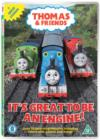Image for Thomas the Tank Engine and Friends: It's Great to Be an Engine!