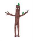 Image for The Gruffalo Stick Man Soft Toy 15cm