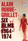 Image for Alain Robbe-Grillet: Six Films 1964-1974