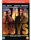 Image for Bad Boys/Bad Boys II/Bad Boys for Life