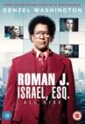 Image for Roman J. Israel, Esq.