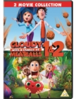 Image for Cloudy With a Chance of Meatballs 1 and 2