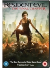Image for Resident Evil: The Final Chapter