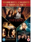 Image for The Da Vinci Code/Angels and Demons/Inferno