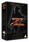 Image for The Mask of Zorro/The Legend of Zorro