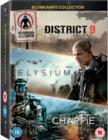 Image for Chappie/District 9/Elysium