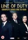 Image for Line of Duty: Complete Series One to Four