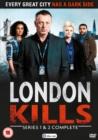 Image for London Kills: Series 1 & 2