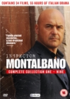 Image for Inspector Montalbano: Complete Collection 1-9