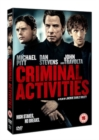 Image for Criminal Activities