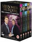 Image for Midsomer Murders: Ben Jones' Casebook